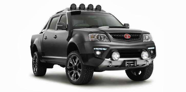 Tuff Truck Concept