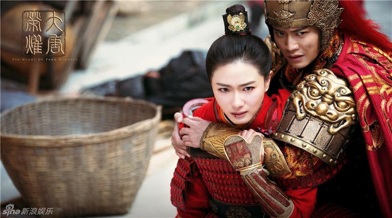 Glory of Tang Dynasty China Drama