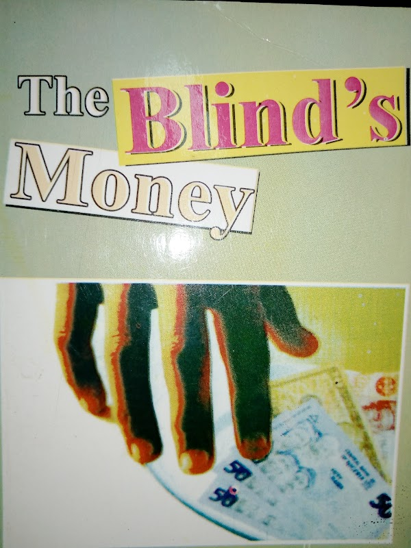 THE BLIND'S MONEY CHAPTER 8
