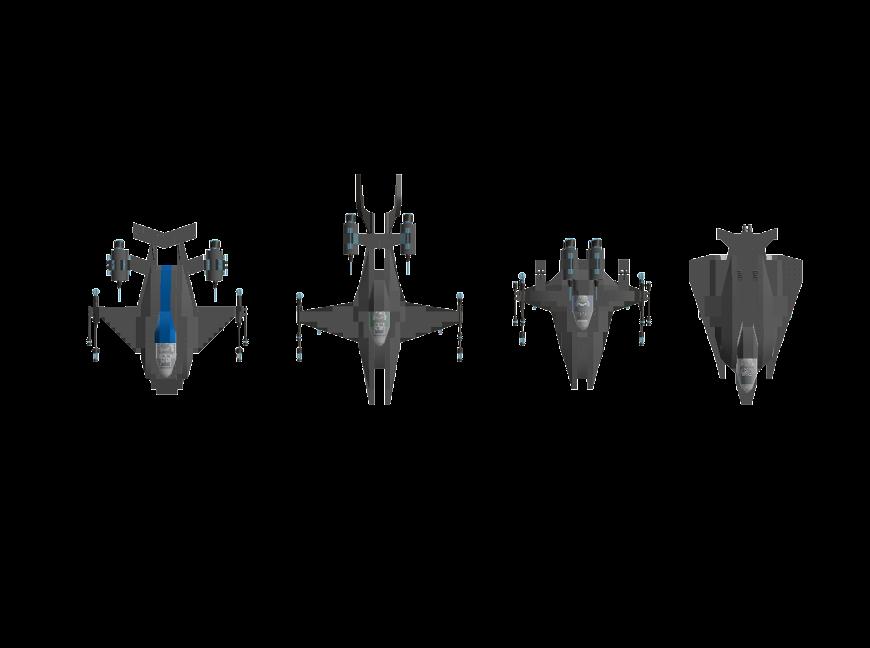 Star Scout B Class Star Fighter LDDScreenShot1718