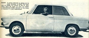 BMW 1960 700
