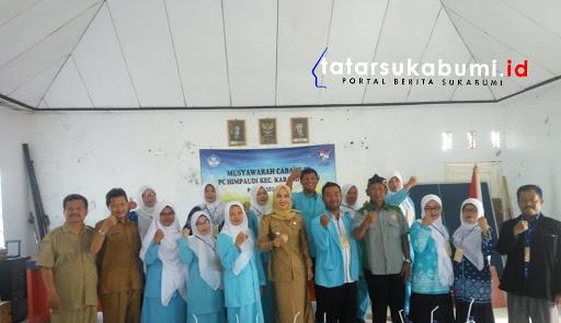 Muscab-III Himpaudi Kabandungan Sukabumi