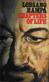 Cover of Tuesday Lobsang Rampa's Book Chapters of Life
