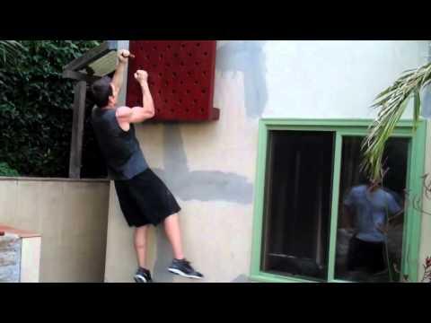 Tony Horton Xtreme Peg Board Challenge, Tony Horton
