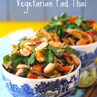 Vegetarian Pad Recipes