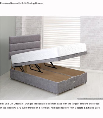Simple SALE u double Mayo wax bed frame