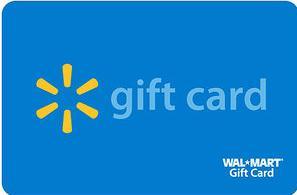 Walmart Gift Card logo