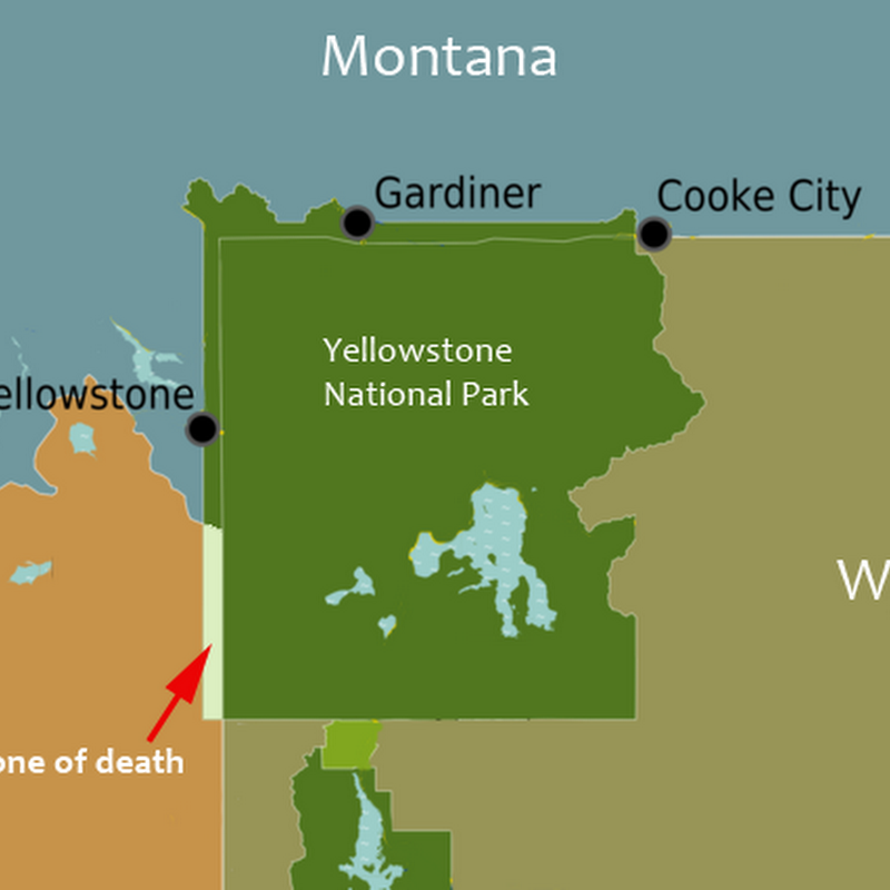 How to Get Away With Murder in Yellowstone National Park