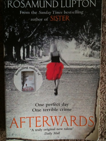 Afterwards by Rosamund Lupton, Book review