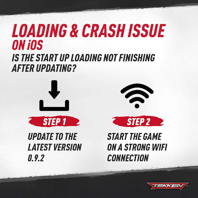 Tekken Mobil'de Sorunları Çözen Güncelleme