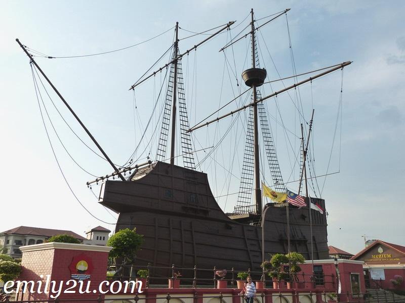 Muzium Samudera (Maritime Museum)