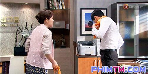 7 cảnh phim Hàn thốn tận rốn nhất là tình huống của mẹ Kim Tan - Ảnh 2.