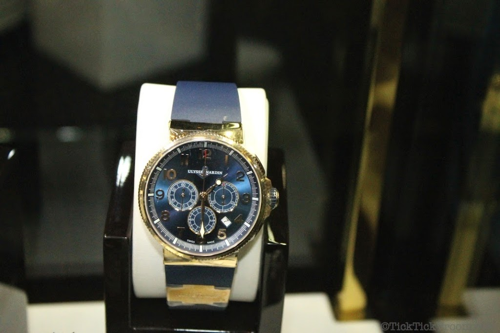 Ulysse Nardin Boca Raton Boutique Capital Grille Dinner 8597