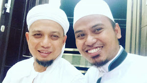 Klik Pesan Ustadz Arifin Ilham Untuk Aslam di Wajo