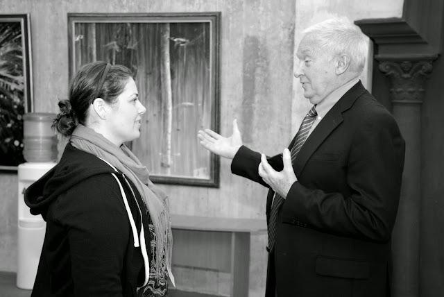 Bucharest Integrity Gathering - B&W - (2)