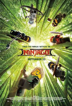 La LEGO Ninjago película - The LEGO Ninjago Movie (2017)