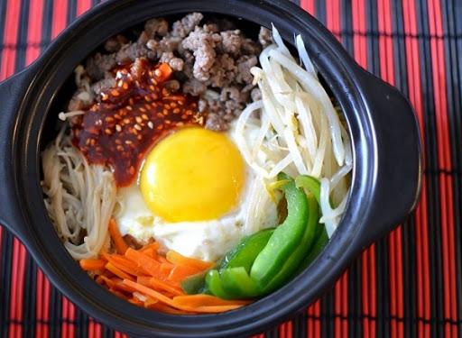 Cơm trộn Hàn Quốc