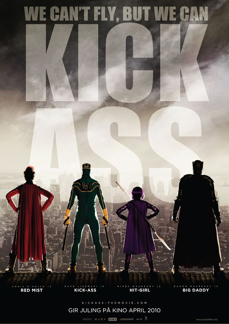 Kick-Ass: Listo para machacar - Kick-Ass (2010)