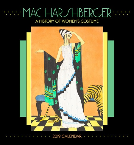 mac-harshberger-a-history-of-women-rsquo-s-costume-2019-wall-calendar-37