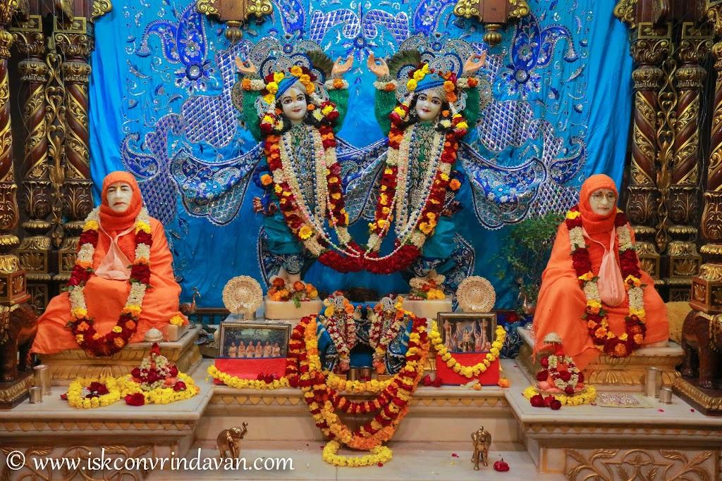 ISKCON Vrindavan Deity Darshan 10 Jan 2017 (12)