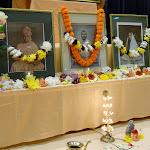 The altar up close