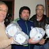 Asociaciones recibieron balones procedentes de Anfa nacional