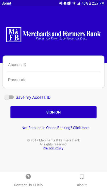 Merchants Farmers Bank Holly Springs Ms Routing Number