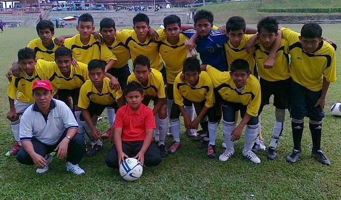 KH4bia: Tahniah kepada Pasukan Bola Sepak MES Bawah 15 Tahun