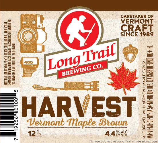 Long Trail Updating Harvest Bottles