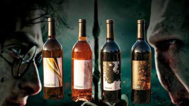 Harry Potter ganha linha de vinho inspirada na saga