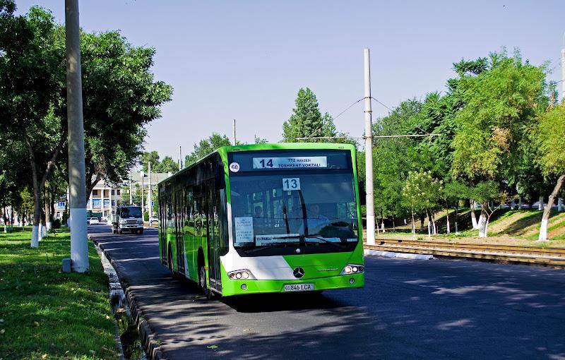 Автобусный маршрут №14