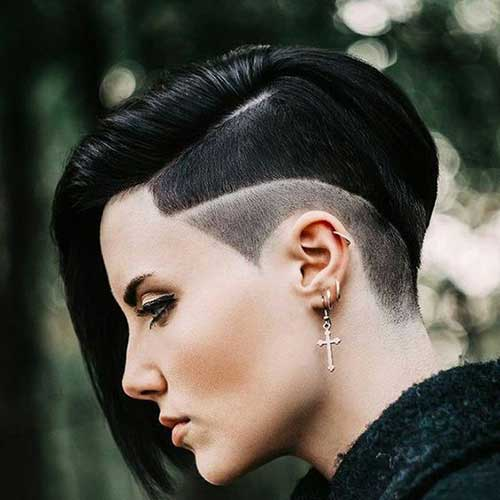 Latest Short Haircuts For Woman 2018 1