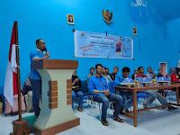 *Tutup Badminton Night KNPI Camba, Ketua KNPI Maros Kembali Tegaskan Keabsahan Pengurus*