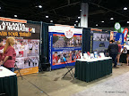 The ATC booth where I volunteered signing people up for memberships, race registrations, and giveaways!