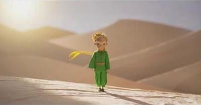 Trailer De «O Principezinho», Um Conto Intemporal Que Te Vai Fazer Querer Manter A Criança Que Há Em Ti