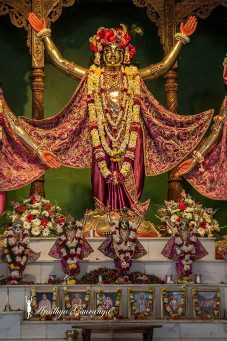 ISKCON Mayapur Deity Darshan 01 Mar 2016 (34)