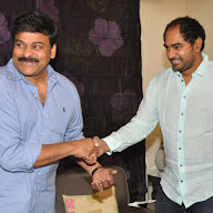 Kanche Movie Team With Chiranjeevi