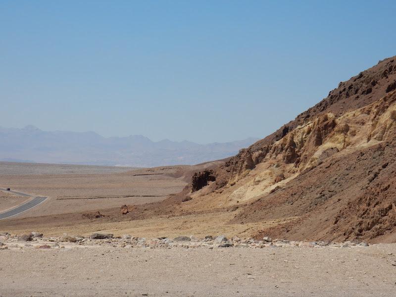 Artist´s Drive, Valle de la Muerte, Death Valley, California, Elisa N, Blog de Viajes, Lifestyle, Travel