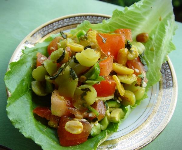 Nalli Kai Salad