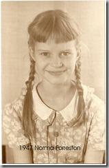 1947 Norma second grade