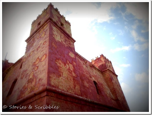 Red Tower 116-001