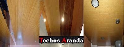 Techos aluminio Aranjuez