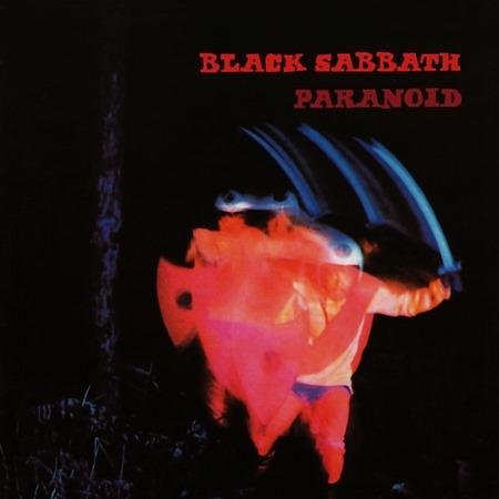 1970 - Paranoid - Black Sabbath