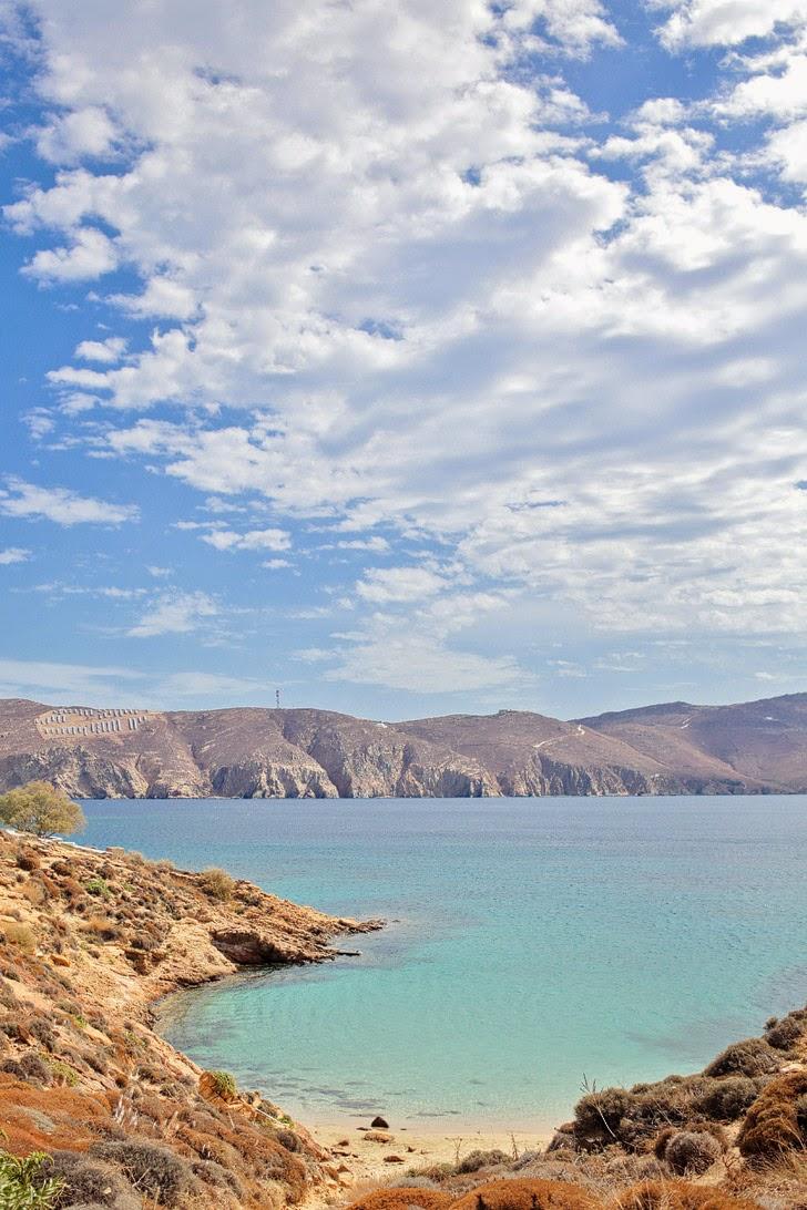 Agios Sostis Mykonos Beaches.