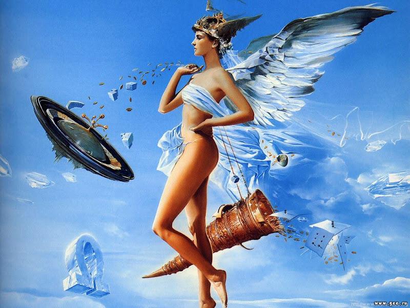 Dance Of Beautiful Angel, Angels 4