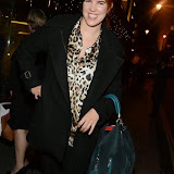 WWW.ENTSIMAGES.COM -     Victoria Atkins      attending the re-launch of Trader Vic's  at Trader Vic's, Hilton Park Lane, London October 3rd 2013                                             Photo Mobis Photos/OIC 0203 174 1069