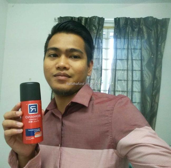gambar deodorant romano