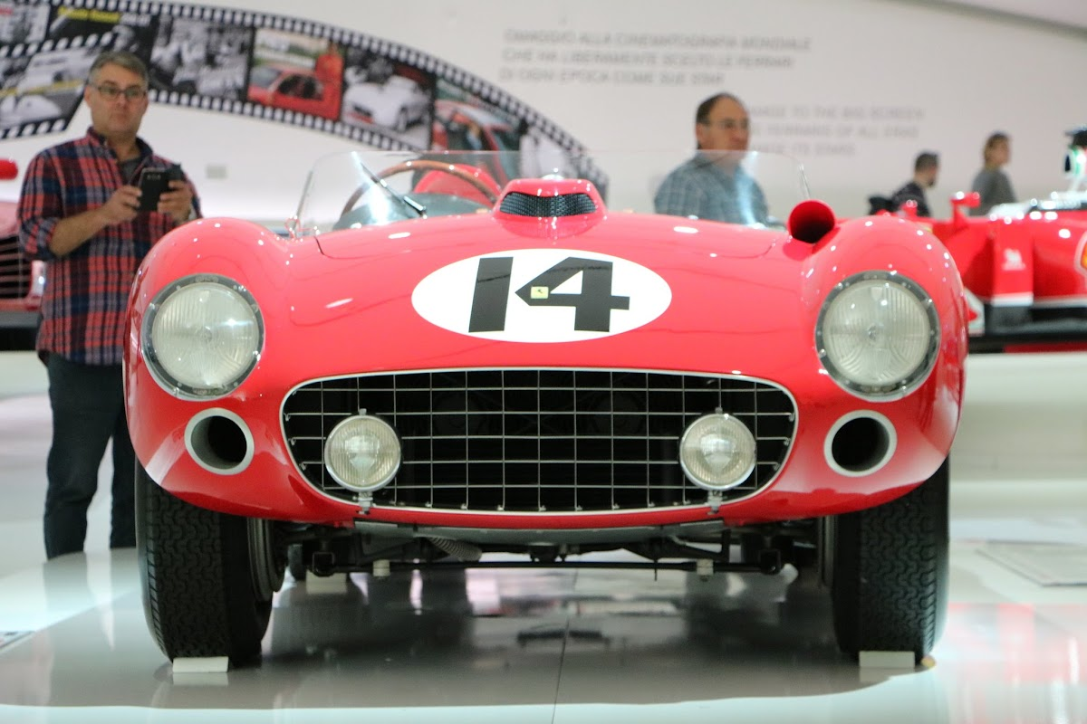 Modena - Enzo Museum 0095 - 1956 Ferrari 290 MM.jpg