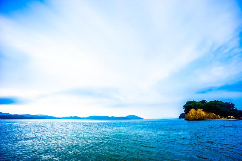 小豆島 エンジェルロード 5