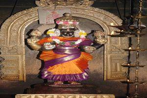 Thiru Aakkoor – Goddess Valnedunkanni